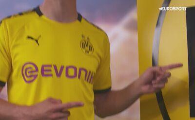 Thomas Meunier zaprezentowany w barwach BVB
