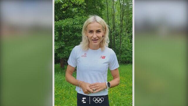 Polscy olimpijczycy w Tokio - Justyna Święty-Ersetic