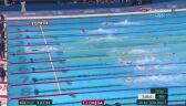 Tokio. Pływanie: Australijki z rekordem świata w sztafecie 4x100 m st. dowolnym