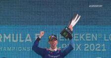 Alexander Lynn wygrał niedzielny wyścig Formuły E w Londynie