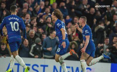 Chelsea - Manchester City 2:0