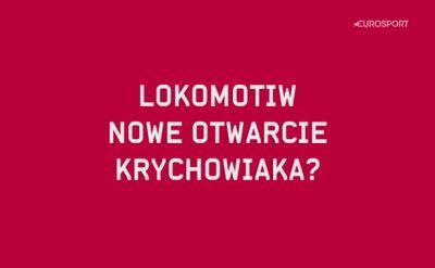 Krychowiak coraz lepiej radzi sobie w Lokomotiwie Moskwa