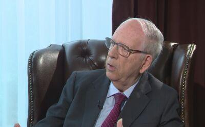 Wywiad z byłym szefem Mosadu