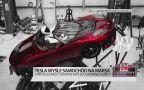 """""""Czerwony samochód dla Czerwonej Planety"""""""