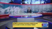 """Nowe nagrania z Nanga Parbat. Materiał """"Polska i Świat"""""""