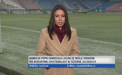 W Wiśle Kraków panuje bezkrólewie