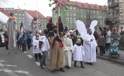Orszaki Trzech Króli przeszły ulicami kilkuset miast Polski