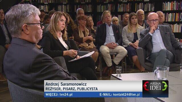 Saramonowicz: ludzie są przekonani, że ich dzieci będą żyły gorzej niż oni