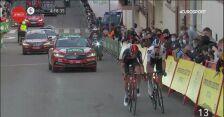 Końcówka 5. etapu Vuelta a Espana, wygrana Wellensa