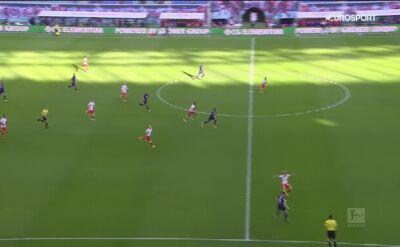 Skrót meczu RB Lipsk - Hertha Berlin w 5. kolejce Bundesligi