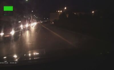 Do niebezpiecznej sytuacji doszło na ulicy Barszczańskiej
