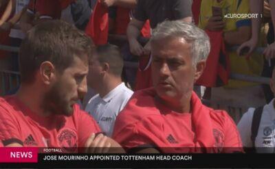 Mourinho nowym menedżerem Tottenhamu