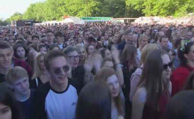 Years & Years zagrali w Polsce podczas Orange Warsaw Festival 2017