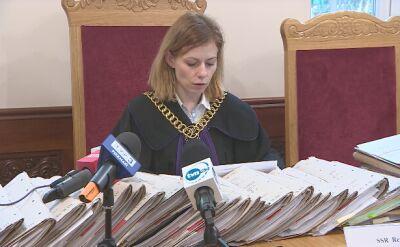 Karolina K. skazana za składanie fałszywych zeznań w sprawie Ewy Tylman (wideo archiwalne)