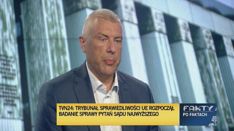 """""""Myślę, że następnym krokiem będzie wyjście z NATO"""""""