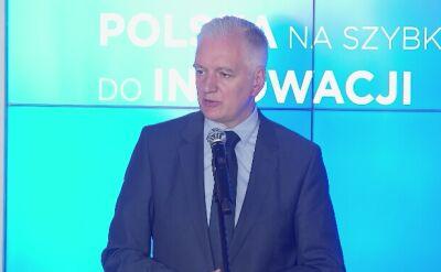 Gowin: wielu polityków opozycji w Polsce namawia Trybunał Sprawiedliwości, żeby postąpił w sposób sprzeczny z traktatem lizbońskim