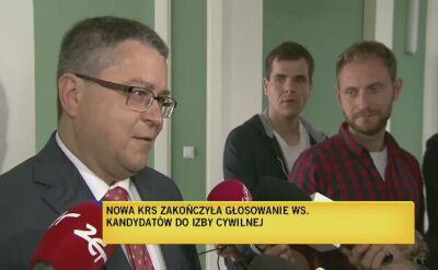 Członek KRS: minister jako członek KRS ma prawo do swojego stanowiska