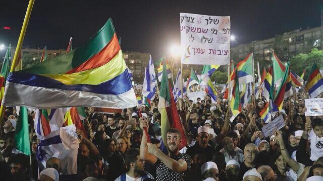 Izraelsko-palestyńska wymiana ciosów