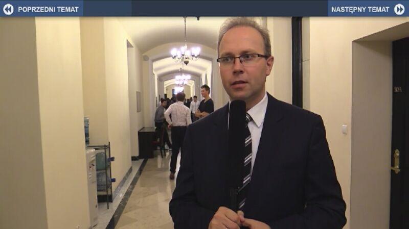 Prof. Piech o konsultacjach w Sejmie