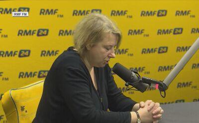 Merta: jeżeli Tomek spoczywa w cudzym grobie, nie uszanuję żadnego oporu