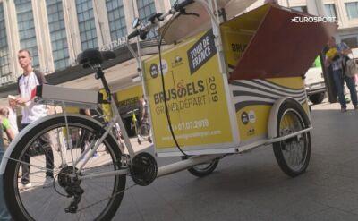 Bruksela gotowa na Tour de France