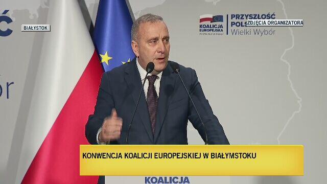 """""""Nasz program w tych wyborach to 100 miliardów złotych więcej niż jest w stanie wynegocjować rząd PiS"""""""