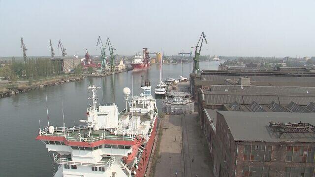 Jest jednym z symboli Gdańska. Teraz można z niego podziwiać panoramę miasta