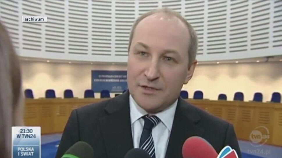 Prestiżowe stanowisko w europejskim trybunale dla Polaka. Maciej Szpunar pierwszym rzecznikiem