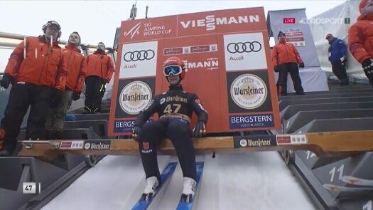 Stephan Leyhe wygrał kwalifikacje w Willingen