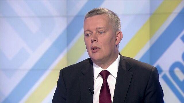 Szef MON: Sprawy na Ukrainie zaszły bardzo daleko. Koniec Putina jako partnera
