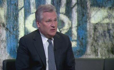 Kwaśniewski: Putin może doprowadzić do upadku NATO i UE