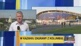 """""""Stadion w Kazaniu przypomina lilię wodną"""""""