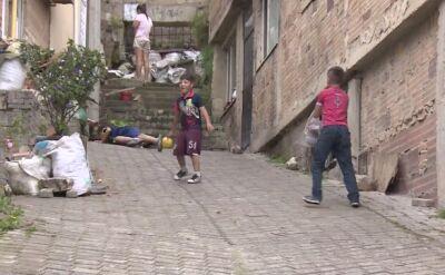 """""""Dzieciaki w Bogocie mają pod górkę"""""""
