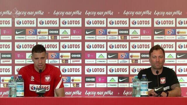 Bednarek wraca do meczu ze Słowacją: większej motywacji nam nie potrzeba