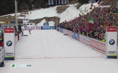 Hojnisz-Staręga czwarta w biegu ze startu wspólnego, złoto dla Roiseland