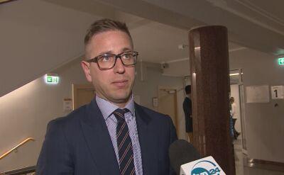 Mariusz Paplaczyk o zeznaniach znajomych Ewy Tylman