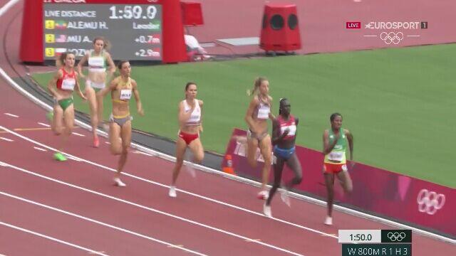 Tokio. Joanna Jóźwik trzecia w eliminacjach do półfinału