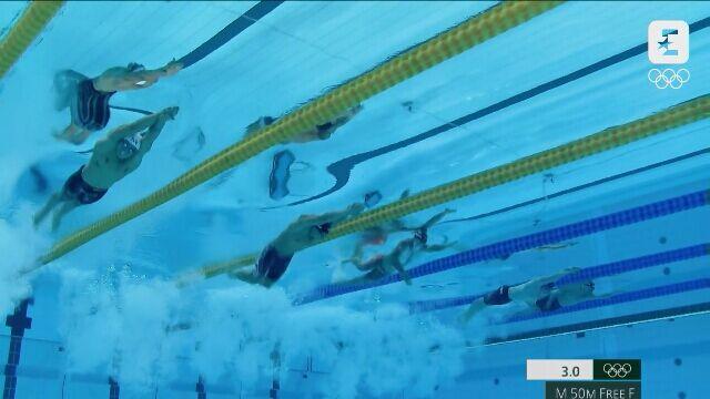 Tokio. Pływanie: podsumowanie wydarzeń na pływalni podczas 9. dnia igrzysk