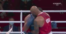 Tokio. Boks: kontrowersyjna dyskwalifikacja Alieva w walce z Clarkiem