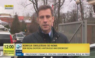Wraca sprawa Smoleńska. Szef MON wznawia działanie komisji badającej katastrofę