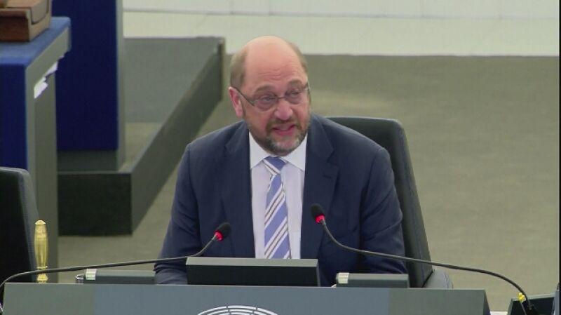 """Schulz otwiera debatę o Polsce w europarlamencie. """"To zupełnie nowy instrument"""""""