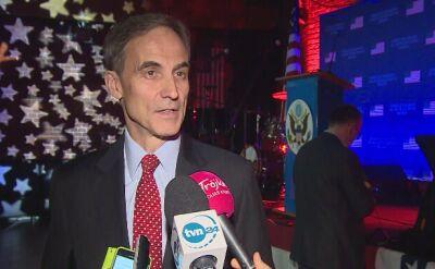 Ambasador USA chwali zmiany w ustawie o IPN
