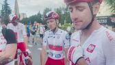 Łukasz Owsian po 3. etapie Tour de Pologne