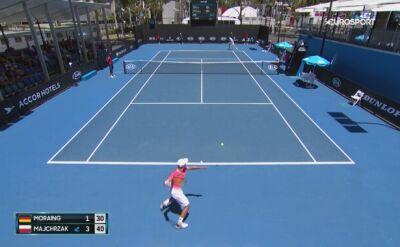 Kamil Majchrzak awansował do turnieju głównego Australian Open