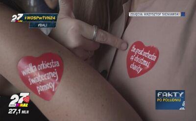 """""""Najlepsza wizytówka Polski za granicą"""". Bali gra z WOŚP"""