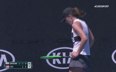 Iga Świątek awansowała do turnieju głównego Australian Open