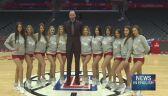 The 8th Polish heritage night during NBA game