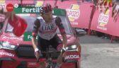 Rafał Majka wygrał 15. etap Vuelta a Espana