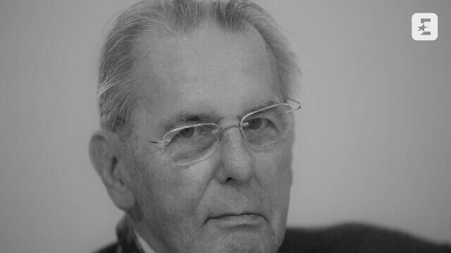 Nie żyje Jacques Rogge
