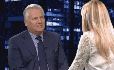Kwaśniewski o Biedroniu: niech nie epatuje młodością, bo to wszystko przejdzie